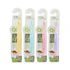 Зубная щетка детская 4-6 лет Kids safe
