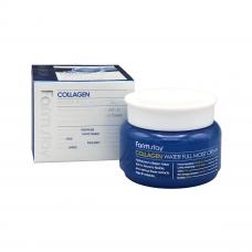 Увлажняющий крем с коллагеном, Farmstay Collagen Water Full Moist Cream, 100 мл