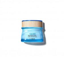 Крем для лица увлажняющий The Saem Iceland Aqua Moist Cream, 60мл