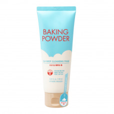 Пенка для глубокого очищения с пищевой содой Etude House Baking Powder B.B Deep Cleansing Foam, 160 мл