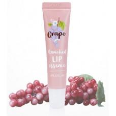 Бальзам для губ Around me enriched lip essence grape, 8,7гр