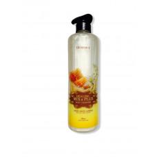 Гель для душа мед и жасмин DEOPROCE HEALING MIX & PLUS BODY CLEANSER HONEY WHITE JASMINE, 750g
