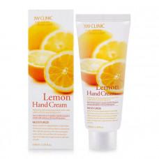 Крем д/рук увлажняющий с экстрактом ЛИМОНА Lemon Hand Cream, 100 мл