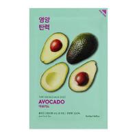 Маска для лица на основе авокадо Holika Holika Pure Essence Mask Sheet Avocado, 20 мл
