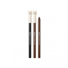 Карандаш для глаз TONY MOLY BLING CAT PENCIL LINER 01 - черный