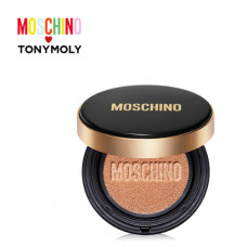Кушон для лица Tony Moly и Moschino Gold Edition Chick Skin cushion, 15 г. - ваниль