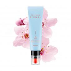 """Крем для рук + бальзам для губ 2 в одном """"Perfume Signal Hand Cream & Lip Balm"""", сакура"""