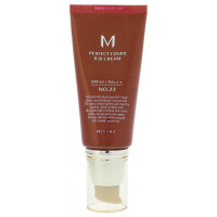 Идеальный ББ Крем Missha M Perfect Cover BB Cream No. 23 SPF42 PA+++, 50 мл