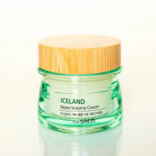 Крем минеральный The Saem Iceland Water Volume Hydrating Cream (For Oily Skin)