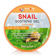 Гель для тела улиточный Snail Soothing Gel ENL GEL, 300 мл