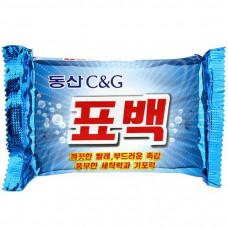 Мыло хозяйственное CLIO Bactericidal Bleaching Soap, 230 гр