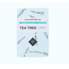 Маска с чайным деревом Etude House 0.2 Therapy Air Mask #Tea Tree