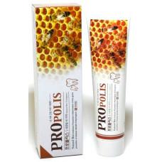 Зубная паста с прополисом (маточное молочко), HANIL NATURAL Bee Propolis Toothpaste 180 гр.
