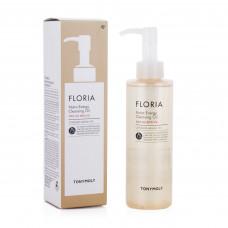 """Очищающее масло для лица """"Floria Nutra Energy Cleansing Oil"""", 190 мл"""