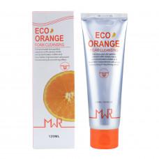 Пенка очищающая с экстрактом апельсина MWR Eco Orange Foam Cleansing, 120 ml