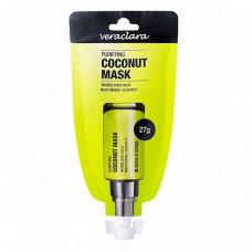 Очищающая маска-пленка Veraclara Purifying Coconut Mask