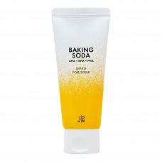 BAKING SODA Скраб-пилинг для лица СОДОВЫЙ Baking Soda Gentle Pore Scrub, 50 гр