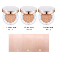 Кушон Tony Moly BCDation Double Serum Cushion 03 Warm Beige, 10гр х 2шт