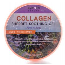 Гель для тела универсальный успокаивающий Collagen Sherbet Soothing Gel, 300 мл