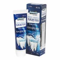 Зубная паста для предотвращения зубного камня Cj Lion Tartar control Systema, 120г.