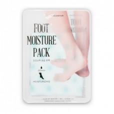 Kocostar Увлажняющая маска-уход для ног (мятная) ,16мл /FOOT MOISTURE PACK (MINT)