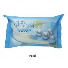 Мыло с отшелушивающим эффектом с жемчугом, 150 гр, JUNO