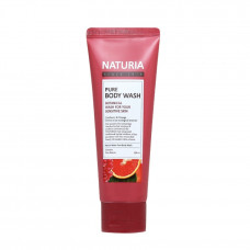 [NATURIA] Гель для душа КЛЮКВА/АПЕЛЬСИН Pure Body Wash (Cranberry & Orange), 100 мл