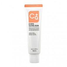 Минеральный увлажняющий крем на основе кальция для сухой кожи A'PIEU CICATIVE CALCIUM CREAM, 55 мл