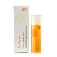Сыворотка на основе мандарина Innisfree Tangerine vita C serum
