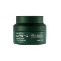 Питательный крем для лица на основе экстракта зеленого чая The Chok Chok Green Tea Intense Cream