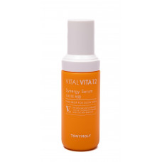"""Сыворотка для лица на основе 12 витаминов для придания здорового сияния коже """"Vital Vita 12 Synergy"""