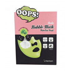 Маска для очищения пор Berrisom Soda Bubble Mask_PoreTox Fruit