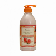Гель для душа AROMA RICH Body Wash (PEACH, персик), 750 ml