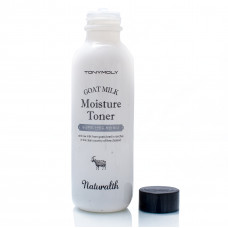 "Эмульсия для лица с экстрактом козьего молока ""NATURALTH GOAT MILK MOISTURE EMULSION"""