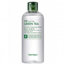 "Мицилярная вода на основе зеленого чая ""THE CHOK CHOK GREEN TEA CLEANSING WATER"" 300мл"