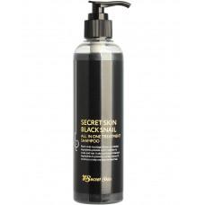 Black Snail Шампунь улиточный Black Snail All in One Treatment Shampoo