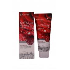 Пенка для умывания РОЗОВАЯ ВОДА/НАТУРАЛЬНАЯ Rose Water Foam Cleansing, 100 мл