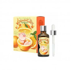 Сыворотка для лица с витамином С Elizavecca Witch Piggy Hell Pore vitamin C 30% real ample