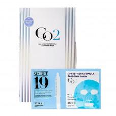 Маска-активат. КАРБОКСИТЕРАПИЯ/ПАУЧ CO2 Esthetic Formula Carbonic Mask,1шт [ESTHETIC HOUSE]