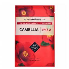 Маска для лица на основе камелии от морщин Etude House 0.2 Therapy Air Mask #Camellia