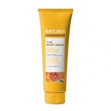 [NATURIA] Гель для душа МЕД/ЛИЛИЯ Pure Body Wash (Honey & White Lily), 100 мл