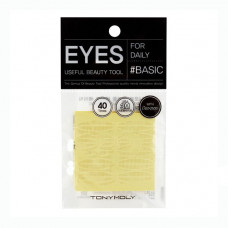Скотч для создания второго века Tony Moly Eyelash Tape Basic