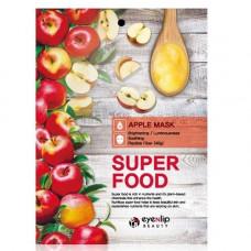 Маска на тканевой основе EYENLIP SUPER FOOD APPLE MASK 23мл