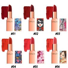 Кремовая помада для губ Style71 Jewelry Rouge Cream Lipstick, No.S6