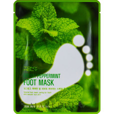 "Маска для ступней Tony Moly ""Fresh Peppermint Foot Mask"", 16г"