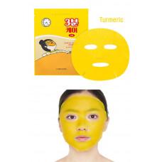 3 мин. маска для лица на основе куркумы Etude House 3 Minutes Care Mask