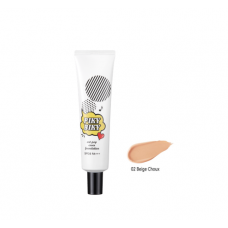 Тональная основа 30 гр Tony Moly Piky Biky Art Pop Cover Foundation 02 Beige Sugar