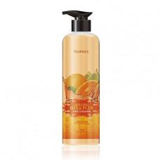 Гель для душа лимон и цитрус  DEOPROCE HEALING MIX & PLUS BODY CLEANSER LIME CITRUS, 750g