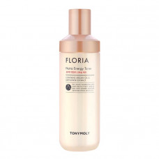 Тонер для лица с аргановым маслом Floria Nutra-Energy Toner