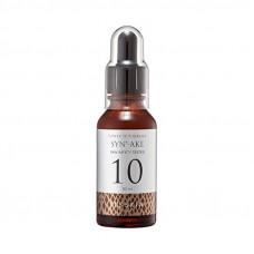 Антивозрастная сыворотка для лица с пептидом змеиного яда It's Skin Power 10 Formula SYN®-AKE